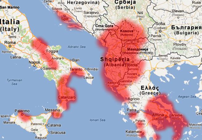 Family Tree Indo-European Languages Map