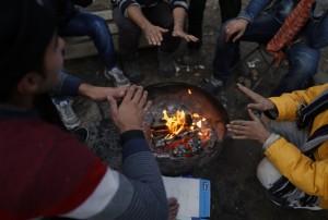 Hungary Migrants