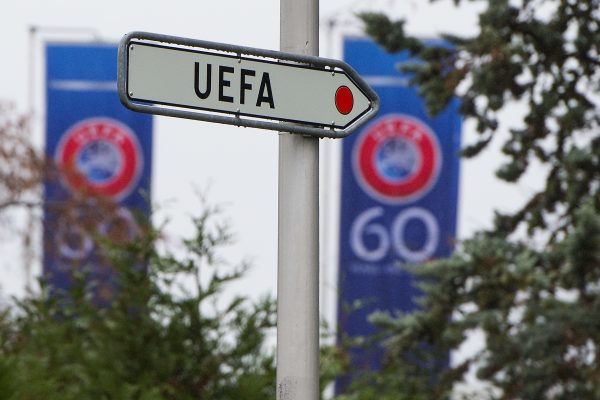 SWITZERLAND SOCCER UEFA ALBANIA SERBIA