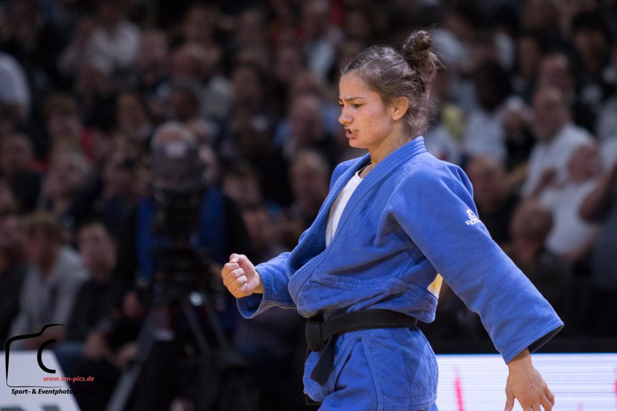 Judo Grand Slam Paris 2015