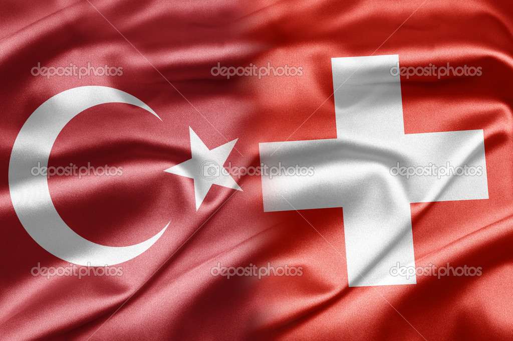 Turkey and Switzerland