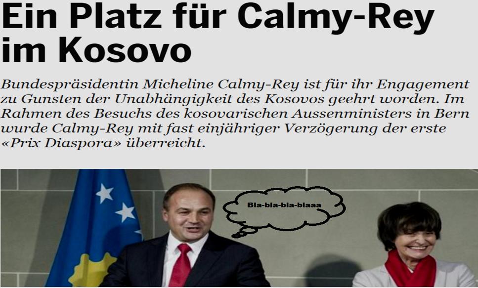 Image result for calmy-rey kosova presheva
