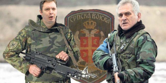 Nikolic dhe Vucic mobilizohen për të marten në Bruksel  Armët leni në shtëpi se atje s ka shqiptar