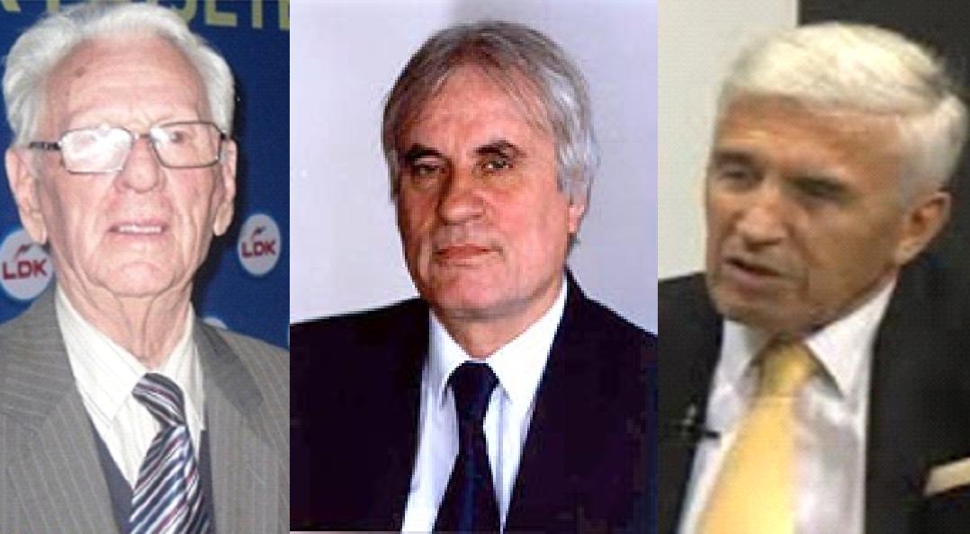 Akademikët nga Presheva  Dacicit  As Veriu as Lugina jo të Serbisë  Ato janë të Kosovës  të Shqipërisë