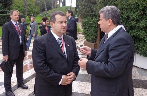 Sqarim rreth intervistës së ministrit Dacic për  Presheva Jonë