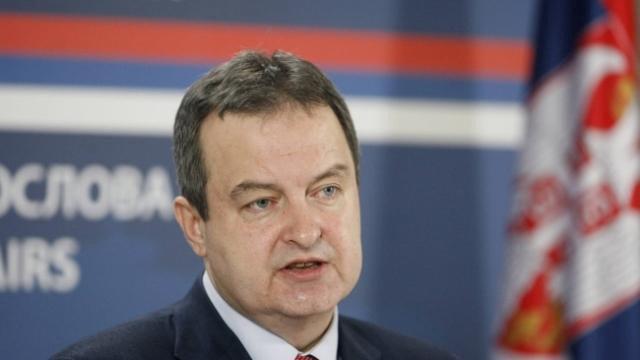 Dacic  Me Vuçiç për kandidat kur të kthehet nga Davosi