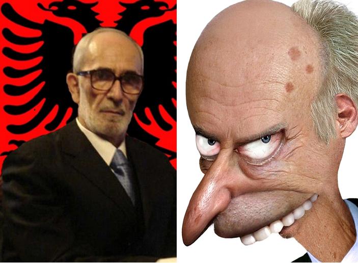 Akademiku nacionalist shqiptar nga Kosova  komunistin jugosllav Isa Mustafën e krahason me Vuçiqin