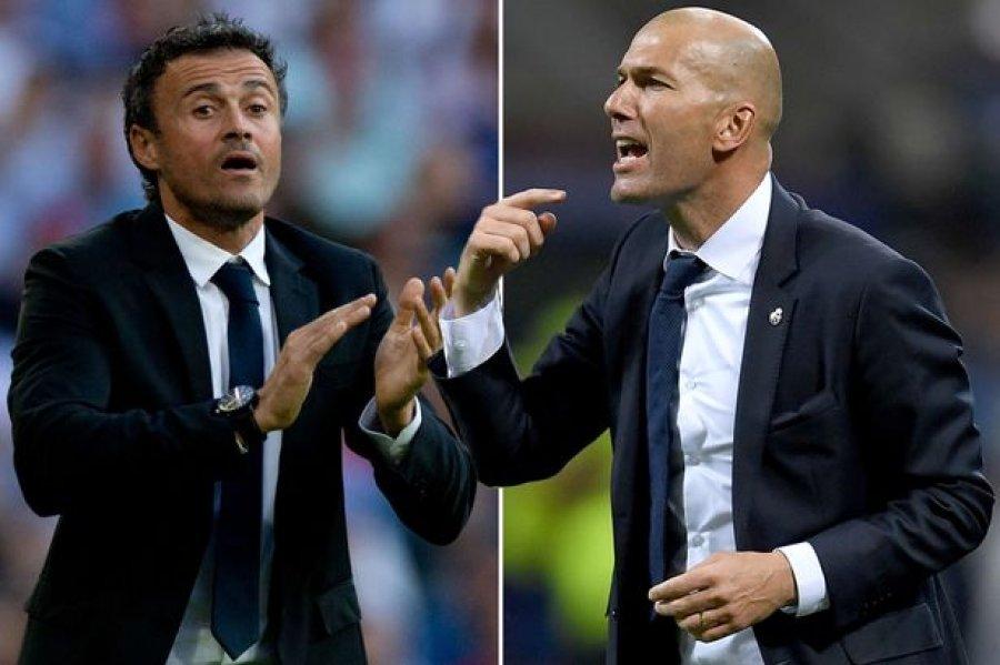 Zidane lëshon deklaratë bombë para  El Classicos