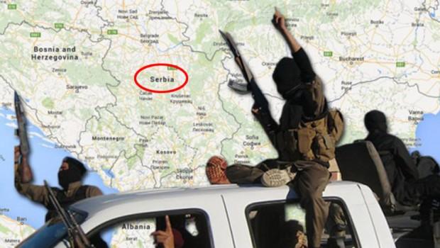 Serbia në vendin e 19 me numrin e luftëtarëve të ISIS it