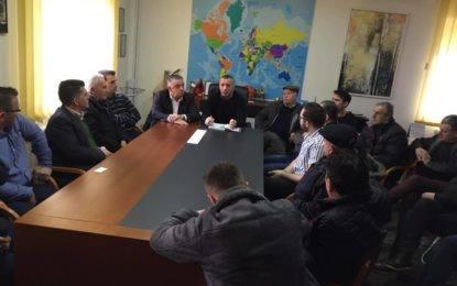 Prefekti i Bujanocit viziton mërgatën shqiptare të Zvicrës