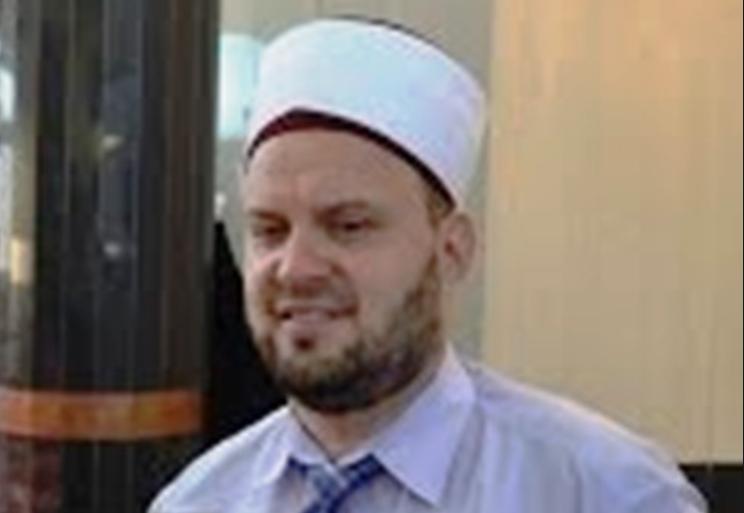 Presheva uron Bajramin   Kryetari i Këshillit të Bashkësisë Islame prof  Sevdail Jakupi