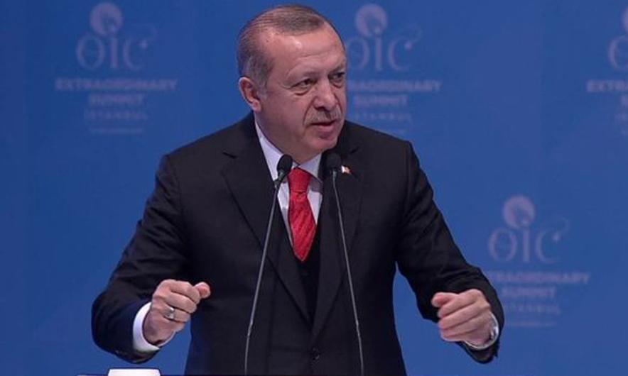 Erdogan  Të ndalim Izraelin  Jeruzalemi  kryeqytet i Palestinës