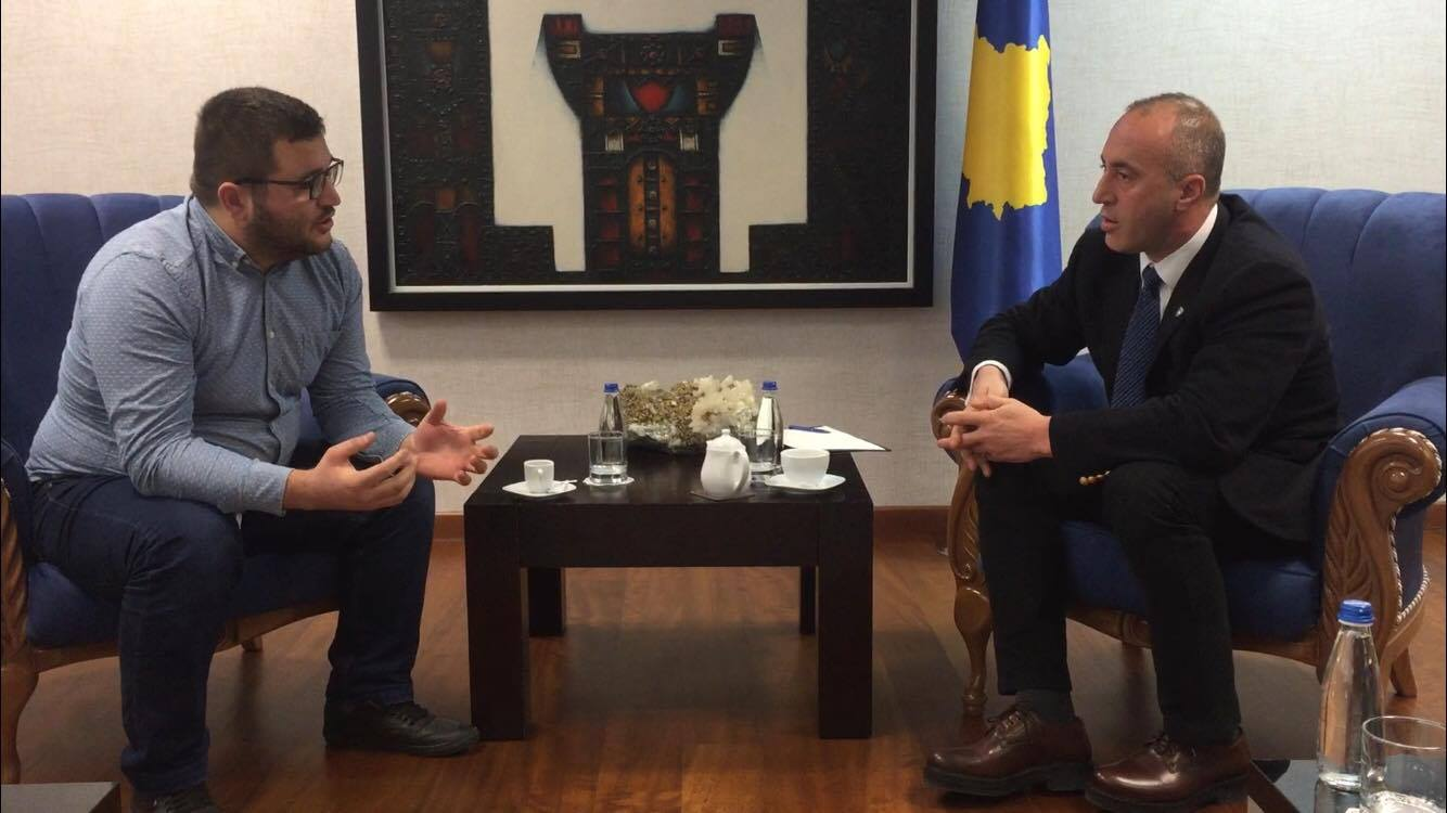 EKSKLUZIVE  Neser ne  Presheva Jone   flet kryeministri  Haradinaj  Ja per cka