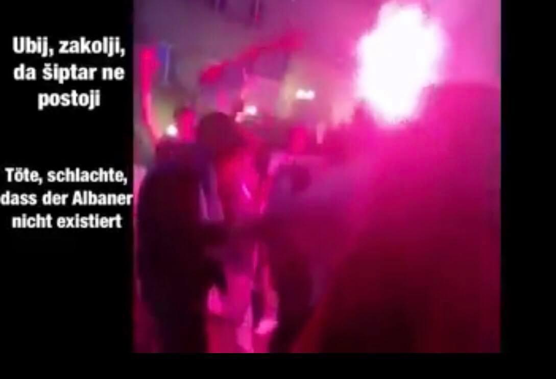 Serbt Nuk Ndalen I Rekthehen Masakrave Video Shikon Cfare Krkojne Serbet As Pas Nje Jave Nga Ndeshja Zvicer Serbi Dhe 24 Oreve Ngha Humbaj Brazili Pajtohen Dha Vazhdojne Te Protestojne Me Fyerje Raciste