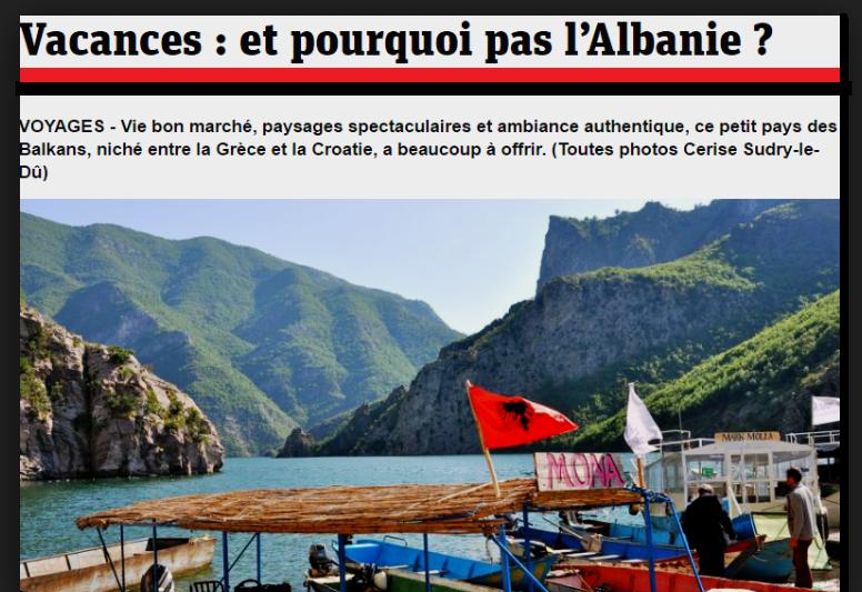 """Deti shqiptar, vendi me i preferuar ne Evropë per pushime. Besa edhe Zvicra ja ka zili """"Alpeve Shqiptare"""""""