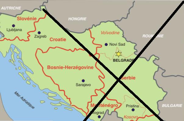 """Bildergebnis für harta serbia e madhe gjenevë"""""""