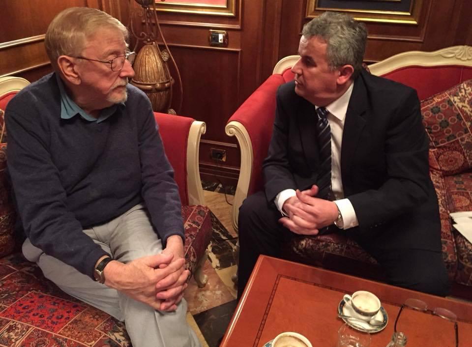 William Walker  Tirana dhe Prishtina zyrtare duhet te kete nje qasje me te madhe në Luginen e Preshevës  jo per hater  por si obligim
