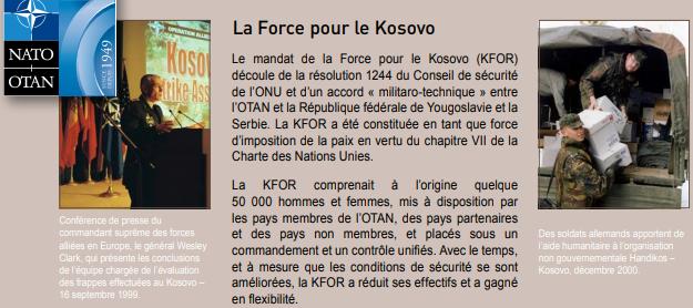 Raporti i NATO  Mission accompli  në ruajtjen e paqes dhe garanc e  integrititit territorial të Kosovës  10 910 km2  me kufijte e njohur nderkombëtarisht