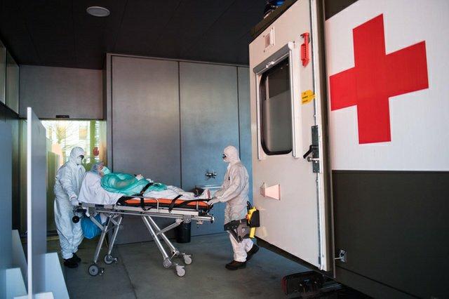 Zvicra shënon 552 raste me koronavirus për një ditë