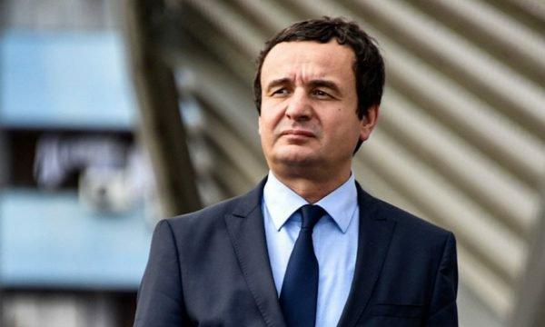Kurti flet për propozimin e AAK së  për të ndihmuar të gjithë qytetarët me nga 100 euro
